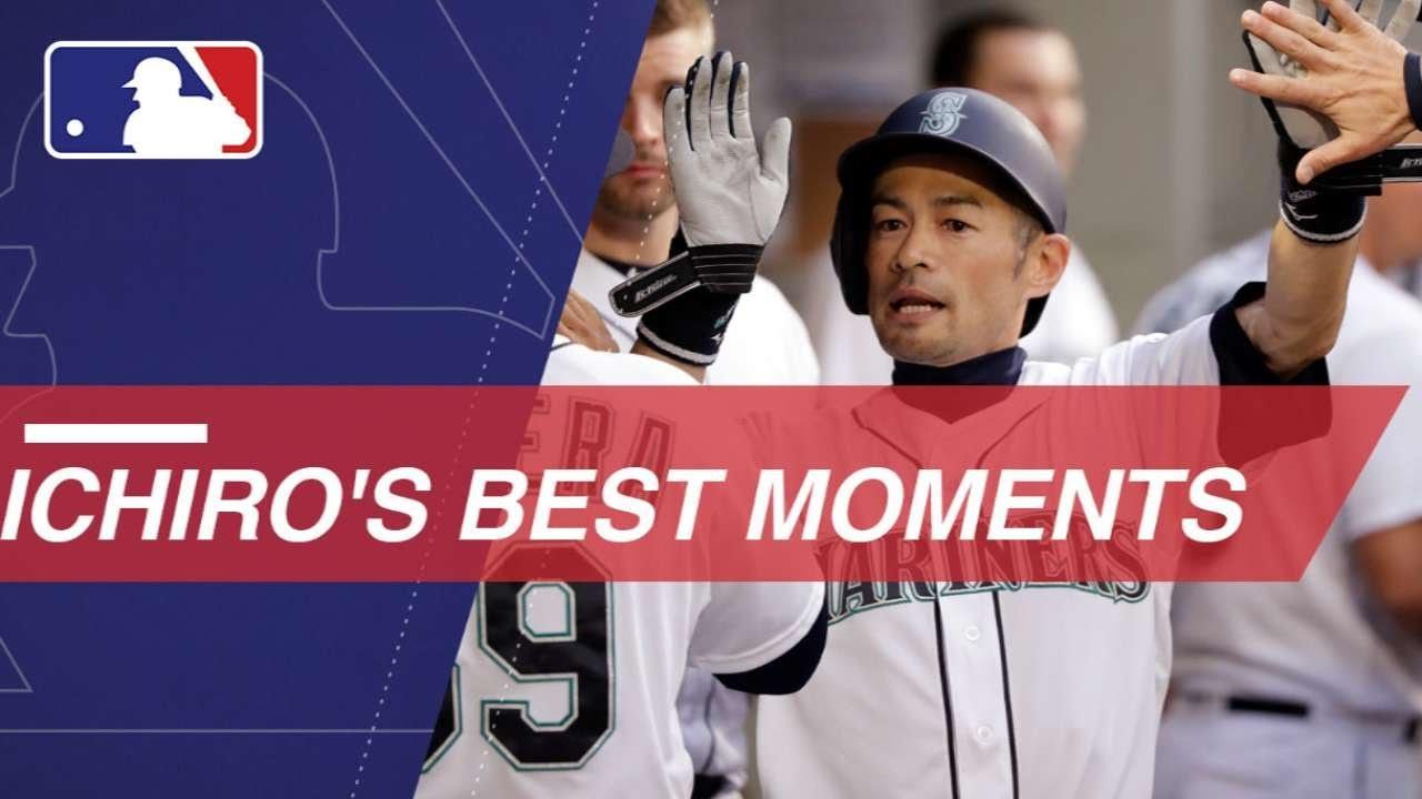 The career of Ichiro Suzuki - YouTube