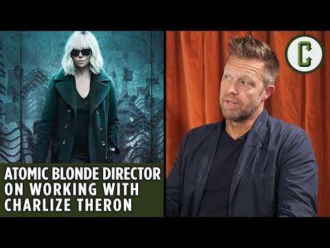 Atomic Blonde Director On Working With Charlize Theron - Collider Video