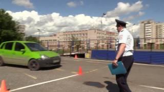 В Удмуртии прошел конкурс мастерства водителей с ограниченными возможностями здоровья.