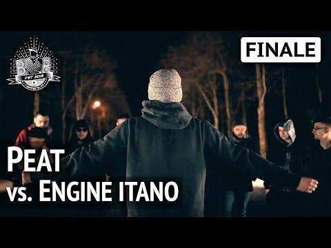 VBT Finale: Peat Vs. Engine Itano (feat. SpliffTastiC & MJM) HR (Beat By MJM & Peat)
