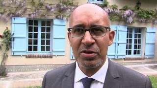 Fête de l'Europe : Harlem Désir visite la maison Jean Monnet