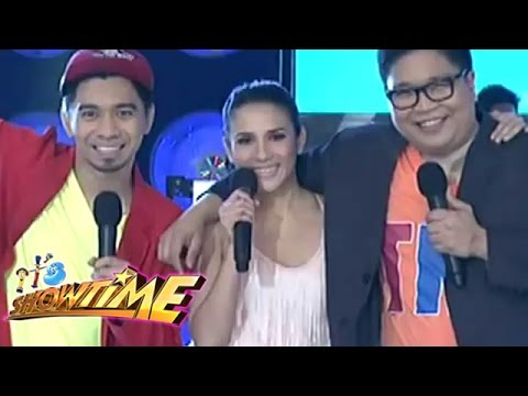 IT'S SHOWTIME 4th Anniversary : Teddy, Karylle & Jugs Performance