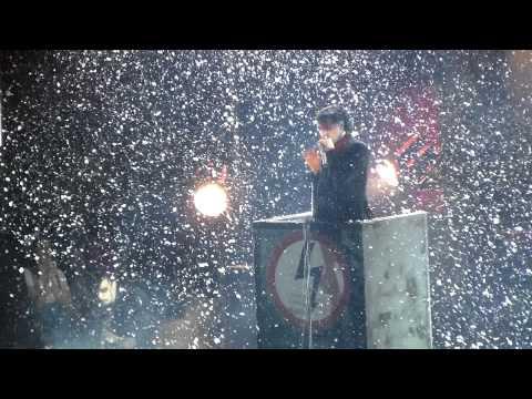 Marilyn Manson - Antichrist Superstar LIVE HD (2012) Sunset Strip Music Festival