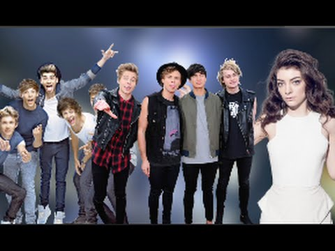 AMAs 2014 Update: One Direction, 5SOS, & Lorde Takeover!