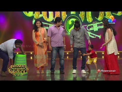 Comedy Super Nite - 2 with Neeraj, Rasna & Jeethu Joseph │Flowers│CSN# 56