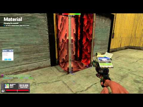 DarkRP One way door Garrys mod