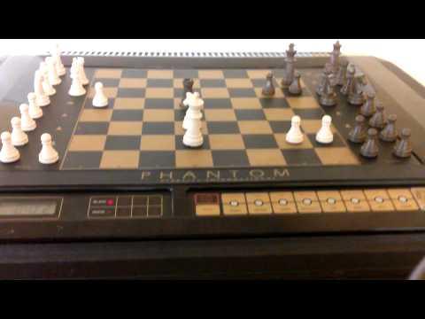 Phantom Fidelity International Robotic Chess Set M6100