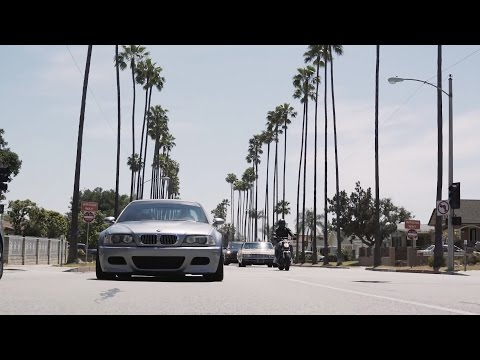 A DAY IN LOS ANGELES CAR LIFE - TUNER CRATE FILM