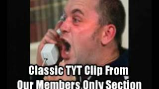 TYT Plays Hate-Voicemails From TYT Answering Machine!