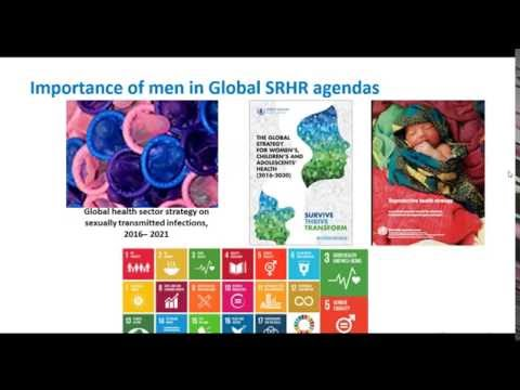 Webinar discussing Strategies to increase male engagement of eMTCT in HIV and Syphilis