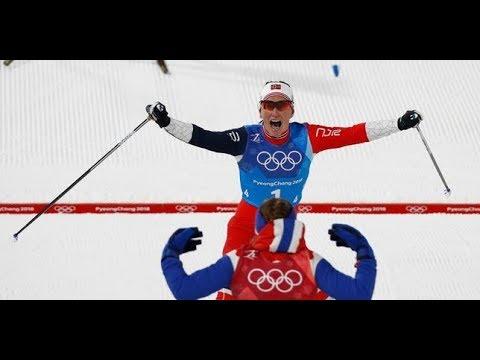 La gazette des JO d'hiver 2018 record, craquage et masque de ski