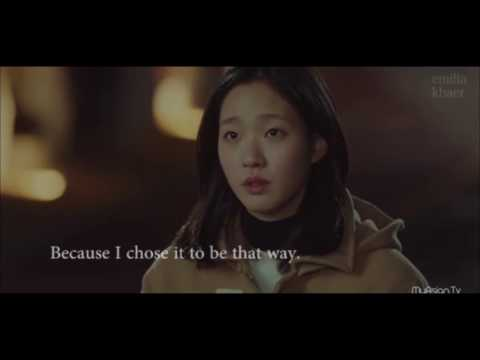 GOBLIN (FMV)   Beautiful Dialogue of Gong Yoo X Kim Go Eun - WISH OST