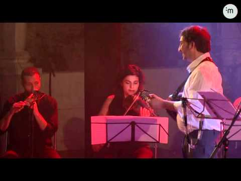 The MED Orchestra performs Mohamed AbdelWahab' Khatwit Habibi