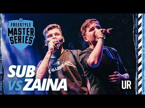 SUB VS ZAINA | FMS Argentina Play Off