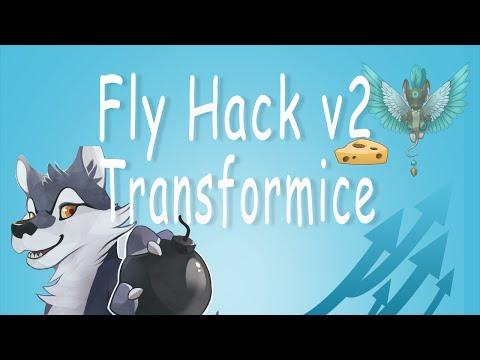 Transformice - Fly Hack v2 / Ant-Ban (ATUALIZADO 23/01/2017)