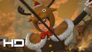 ATTACK ON TITAN (PS4) Reindeer Eren DLC Gameplay - Walkthrough Gameplay Cutscene