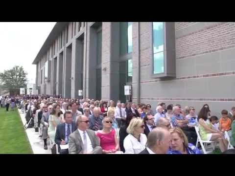 Rice dedicates new Anderson-Clarke Center - Full Remarks