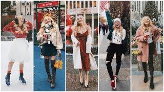 Holiday Lookbook: New York City 🎄