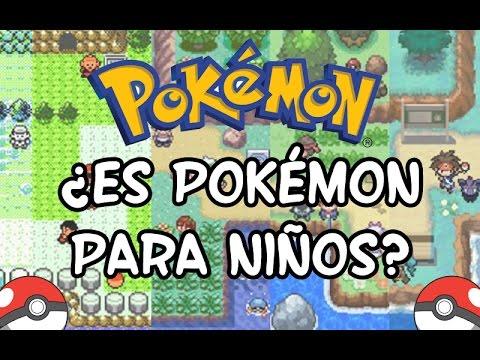es pokemon un juego para nios