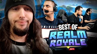 BEST OF : Quand Jiraya tombe amoureux de Realm Royale