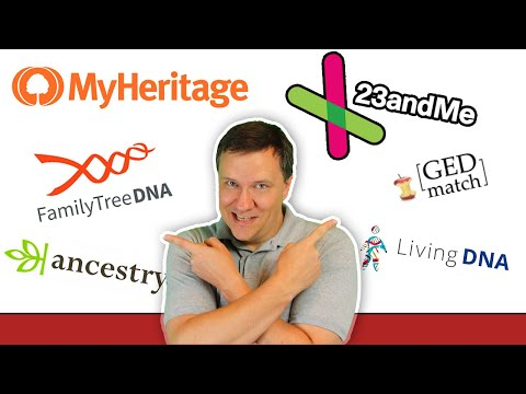 What Is The Best DNA Company? (2020 Genetic Genealogy Review)