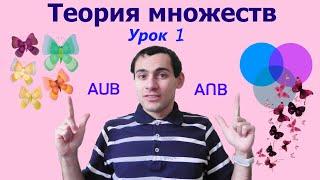 Урок 1. Элементы теории множеств. Математическая логика. Видеоуроки по информатике