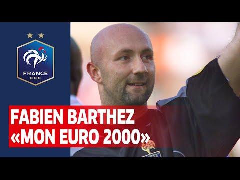 "Fabien Barthez : ""Mon Euro 2000"", Equipe de France I FFF 2020"