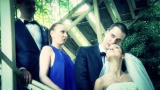 """Клип """"Зад Кадър"""" на Ваня и Мирослав."""