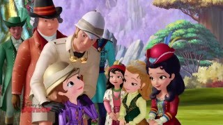 Holiday Heroes: Sofia the First - Egg Rescue | Official Disney Junior Africa