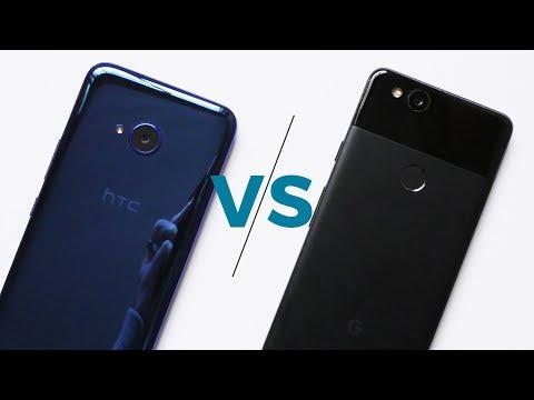 HTC U11 life versus Pixel 2: camera shootout
