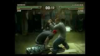 Def Jam Fight For NY Gameplay on PC