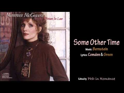 Maureen Mcgovern - Some Other Time