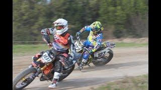 Final round Dirt Track Italian Trophy