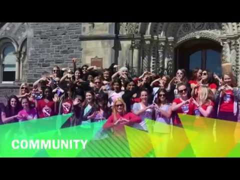 Join A Sorority At The University Of Toronto 2014