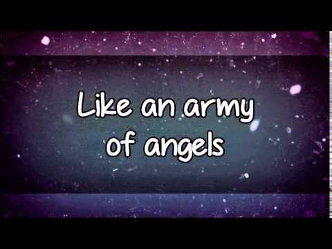 The Script - Army Of Angels (Lyrics)