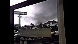 EF3 Tornado hits Springfield Massachusetts, June 1st, 2011 NEW ENGLAND Rare