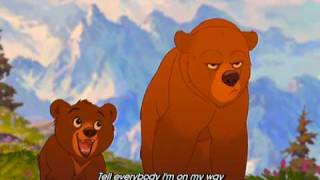 Download lagu On my way Phill Colin Brother Bear OST
