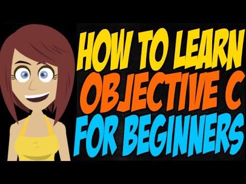 How to Learn Objective C for Beginners