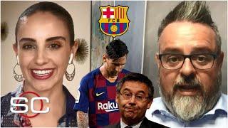 BARTOMEU CIERRA PUERTA A MESSI Directiva de Barcelona NO negocia, salvo para renovar | SportsCenter