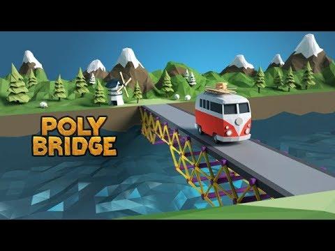 Hướng dẫn tải Poly Bridge – Kỹ sư xây cầu :V Free 100%