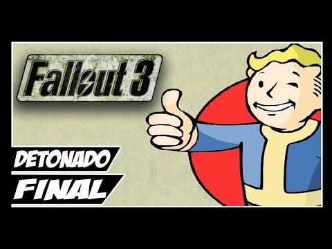 Fallout 3  - Parte #21 - Guerra!! FINAL IMPERDÍVEL