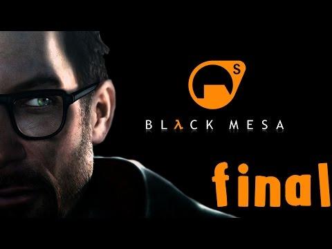 Half-Life: Black Mesa - Walkthrough - Final Part 14 - Chapter 14: Lambda Core | Ending (PC HD)