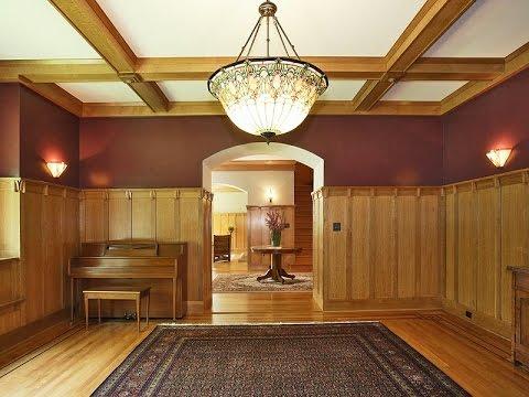 Interior Design Ideas Craftsman Style Home  YouTube