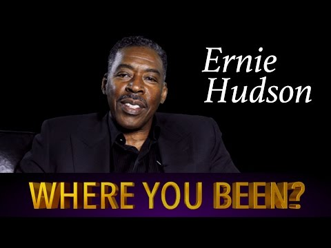 Ernie Hudson Reflects On Ghostbusters, Talks Ageism & Turning Down Grey's Anatomy | Where You Been?