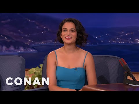 Jenny Slate Does The WORST Arnold Schwarzenegger Impression - CONAN on TBS