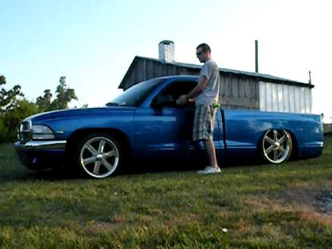 Hqdefault on Slammed Dodge Dakota