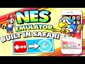 How To Play NES Games FREE on iPhone, iPad, iPod Touch (NO JAILBREAK) iOS 10 - 10.2.1 / 9 (Webn.es)