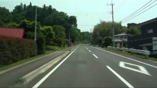 【車載動画】栃木県道めぐりシリーズ r338芳賀茂木線(その2)