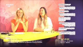 Tv interview with Fara kanaal 13 van ziggo, part 1