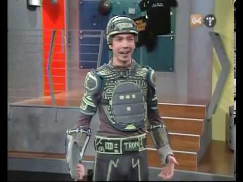 & Tron Costume: DIY segment on The Screen Savers - YouTube
